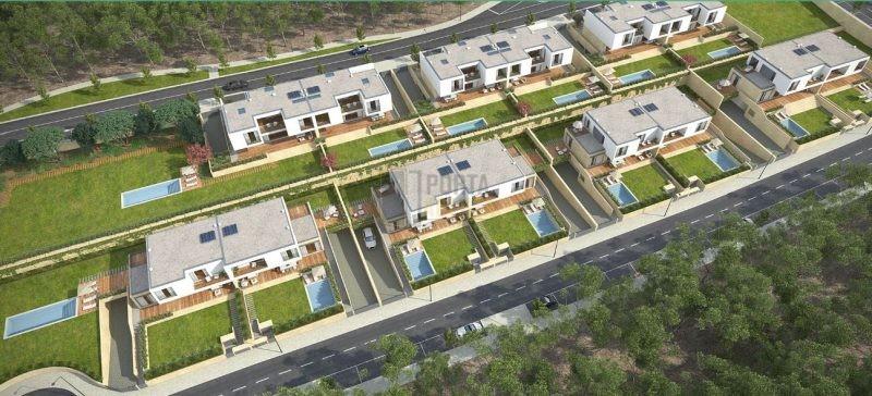 Lisbon Green Valley – Moradias geminadas e em banda.